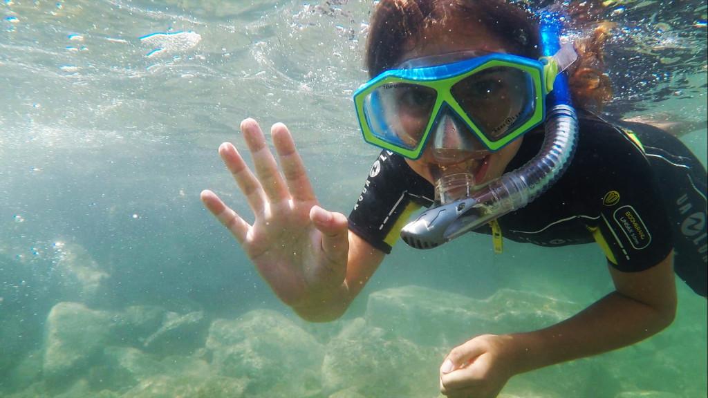 Plongeuse 1